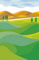 山の風景 02463000594| 写真素材・ストックフォト・画像・イラスト素材|アマナイメージズ