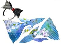 魚座のモチーフ 02463001376| 写真素材・ストックフォト・画像・イラスト素材|アマナイメージズ