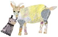 山羊座のモチーフ 02463001380| 写真素材・ストックフォト・画像・イラスト素材|アマナイメージズ