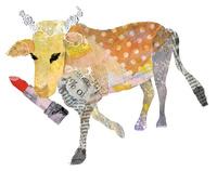 牡牛座のモチーフ 02463001381| 写真素材・ストックフォト・画像・イラスト素材|アマナイメージズ