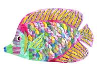 熱帯魚のモチーフ 02463001399| 写真素材・ストックフォト・画像・イラスト素材|アマナイメージズ