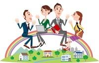 虹の上の会議