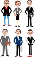 ビジネスマン、ビジネスウーマン 02464000109| 写真素材・ストックフォト・画像・イラスト素材|アマナイメージズ