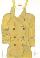 トレンチコートtrench coat