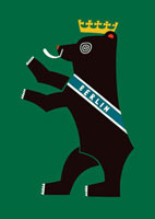 ベルリンのクマ