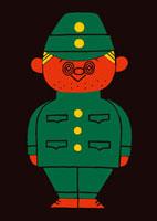兵隊 02503000029| 写真素材・ストックフォト・画像・イラスト素材|アマナイメージズ
