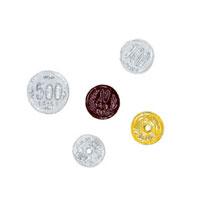 日本の硬貨