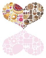 バレンタインデー&ホワイトデー2 02516000006| 写真素材・ストックフォト・画像・イラスト素材|アマナイメージズ