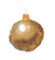 クリスマスデコレーションボール