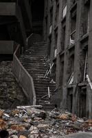 通称地獄段と言われていた階段