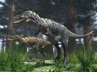 朝霧のアウカサウルス