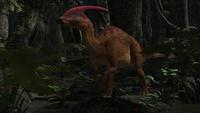 カロノサウルス(ハドロサウルス科・カモノハシ恐竜)