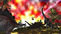 恐竜と小惑星の衝突