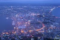 函館山から見た函館市の夜景
