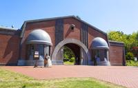 博物館網走監獄の正門