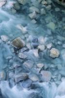 白ひげの滝付近の流れ