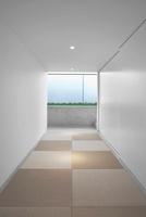 Modern tatami room