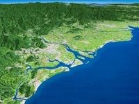 宮川三角州 02614000174| 写真素材・ストックフォト・画像・イラスト素材|アマナイメージズ