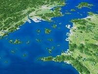 塩飽諸島と備讃瀬戸