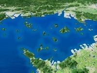 塩飽諸島と西備讃瀬戸