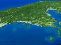 周南諸島と中国山地