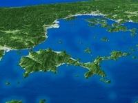 周防大島諸島と安芸灘