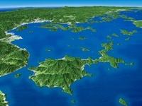 周防大島諸島と芸予諸島