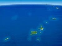 先島諸島と南西諸島