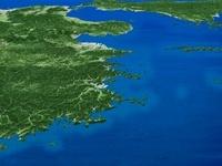 豊後諸島と瀬戸内海