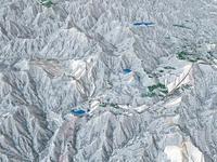 志賀高原周辺スキーエリア 02614000582| 写真素材・ストックフォト・画像・イラスト素材|アマナイメージズ