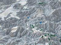 志賀高原周辺スキーエリア全体 02614000583| 写真素材・ストックフォト・画像・イラスト素材|アマナイメージズ