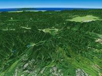 那須岳を遠景より望む 02614000605| 写真素材・ストックフォト・画像・イラスト素材|アマナイメージズ