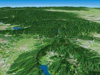金時山を遠景より望む 02614000621| 写真素材・ストックフォト・画像・イラスト素材|アマナイメージズ
