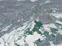 八幡平周辺スキーエリア 02614000654| 写真素材・ストックフォト・画像・イラスト素材|アマナイメージズ