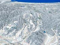 蔵王周辺スキーエリア 02614000655| 写真素材・ストックフォト・画像・イラスト素材|アマナイメージズ