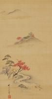 秋の山水図(AUTUMN SIGHT) 02626000010| 写真素材・ストックフォト・画像・イラスト素材|アマナイメージズ