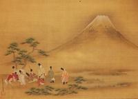 富士を観る貴族たち(NOBLE MEN ATMt.FUJI)