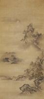 山水図(MOUNTAINS AND CLOUDS) 02626000054  写真素材・ストックフォト・画像・イラスト素材 アマナイメージズ