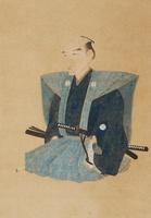 正装の武士(SAMURAI)