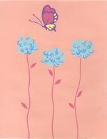 花と蝶 02632000028| 写真素材・ストックフォト・画像・イラスト素材|アマナイメージズ