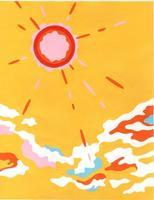 照りつける太陽 02632000033| 写真素材・ストックフォト・画像・イラスト素材|アマナイメージズ