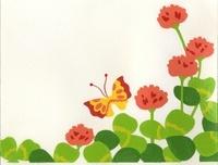 花と蝶 02632000048| 写真素材・ストックフォト・画像・イラスト素材|アマナイメージズ