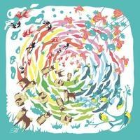 犬と鳥と金魚と蝶