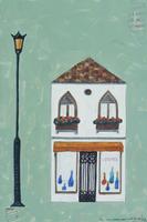 イタリア、ヴェネツィアの建物 02640000020| 写真素材・ストックフォト・画像・イラスト素材|アマナイメージズ