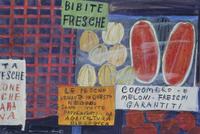 イタリア、サンセポルクロの果物
