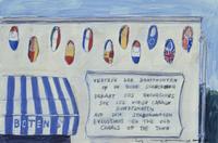 ベルギー、ブルージュ 街角の看板 02640000052| 写真素材・ストックフォト・画像・イラスト素材|アマナイメージズ