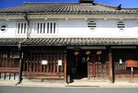 奈良県 橿原市今井町の町並み 河合家住宅