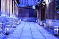 京都 石塀小路 花灯路