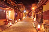 京都 一念坂   花灯路