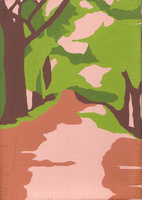 森の中へ 02650000061| 写真素材・ストックフォト・画像・イラスト素材|アマナイメージズ